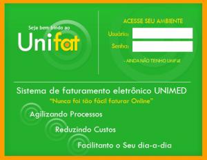 Faturamente Online de convênis Unimed Porto Alegre