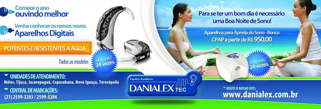 Anúncio DANIALEXT TEC para aparelhos auditivos e CPAP (Terapia do  Sono)