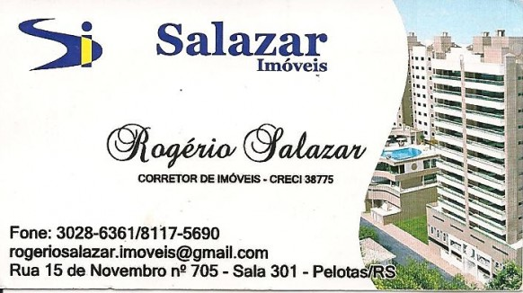Criação de site de Imóveis em Pelotas - Salazar Imóveis