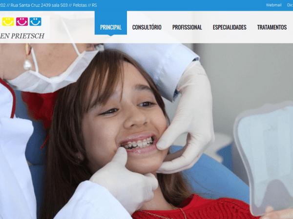 criacao-de-site-dentista-kelen-prietsch